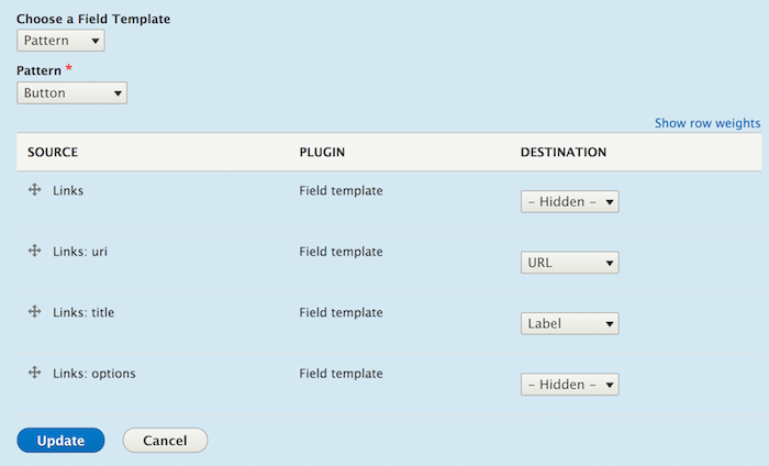 Introducing the UI Patterns module: use atomic UI components